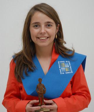 María González Premio Optimus 2006-2007