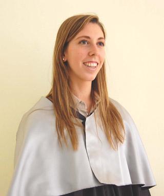Carmen María Marín premio Optimus 2007-2008