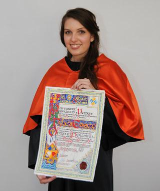 Tabea Esser Premio Optimus 2009
