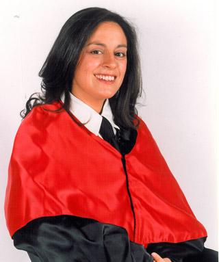 María José Díaz Premio Optimus 1999-2000