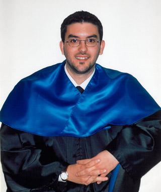 Javier Galán Premio Optimus 2001-2002