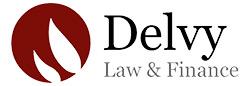 Delvy logo Global Legal Hackaton