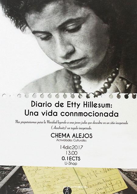 Diario de Etty Hillesum: Una vida conmocionada