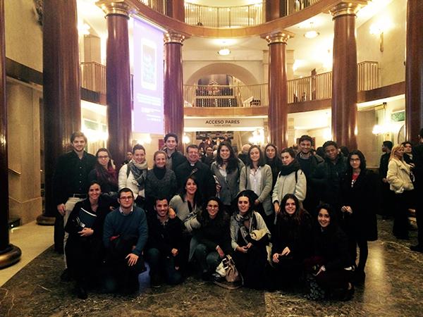 Visita al Teatro Real - Actividades Culturales UFV