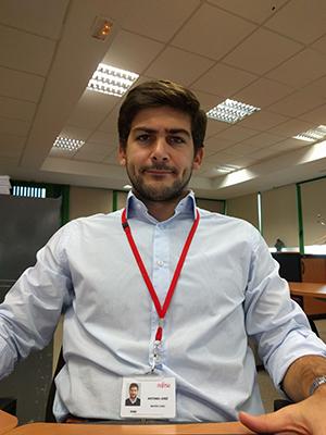 Antonio Marín Caro Antiguo alumno UFV