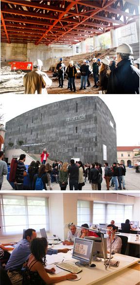 Estudiar arquitectura en madrid carrera o grado for Universidades de arquitectura en espana