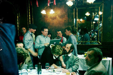 Producción Holmes & Watson, Madrid Days