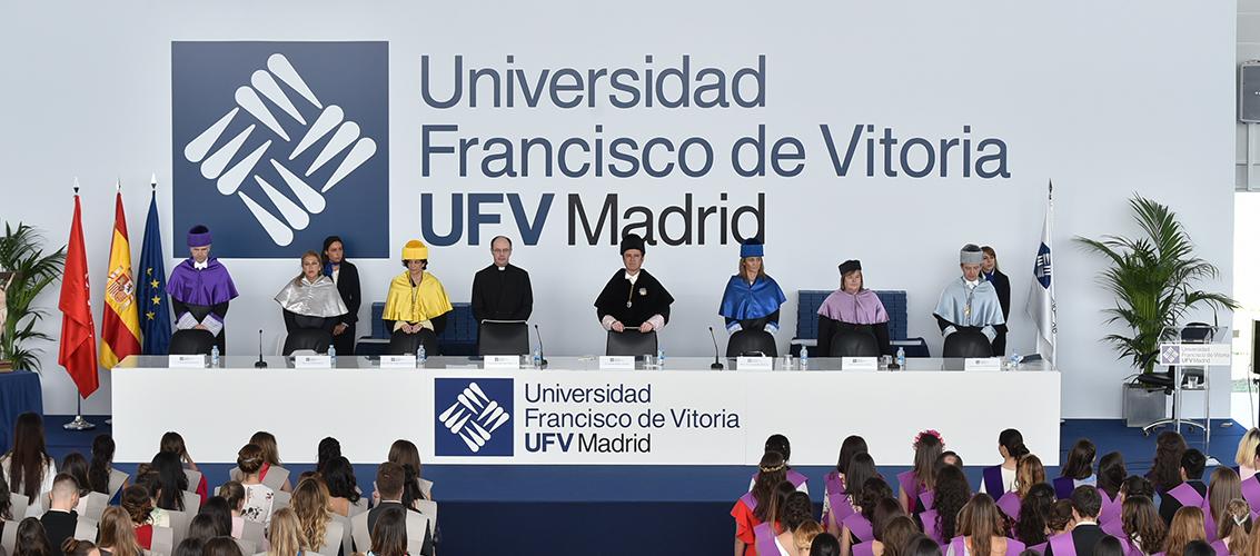Graduación Aula Magna UFV