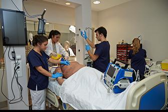 Centro de Simulación Médico