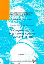 La Compañía de Jesús en la América Española
