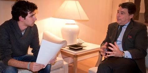 Entrevista Ignacio González