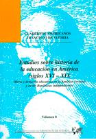 Estudios sobre la historia de la educación en América