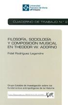 Filosofía, Sociología y Composición musical en Theodor W. Adorno