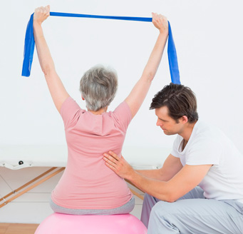 Fisioterapia espalda