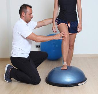 Fisioterapia pierna