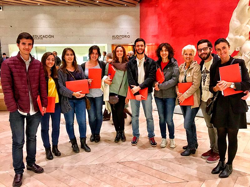 FUNDACIÓN AMIGOS MUSEO DEL PRADO - DÍA 1