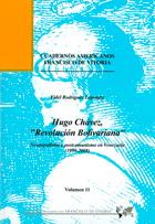Hugo Chávez revolución bolivariana