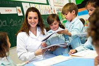 grado en educacion infantil