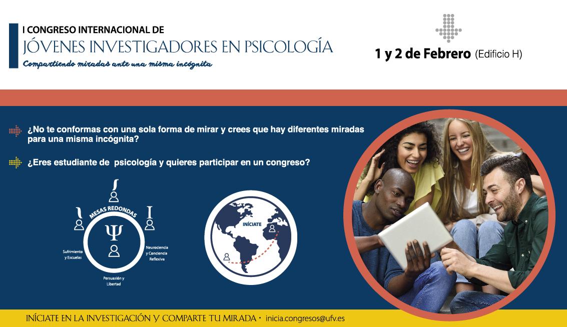 I Congreso Internacional de Jóvenes Investigadortes en Psicología
