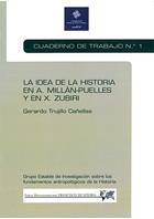 La idea de la historia en A.Millán-Puelles y en X. Zubiri