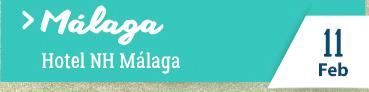 Málaga JOU 11 de febrero