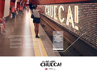 Noticia arquitectura Consurso Metro Madrid y COAM
