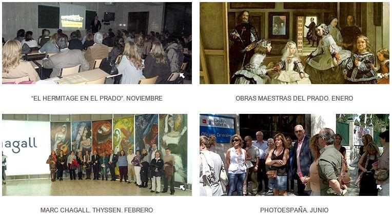 Visitas a museos - 2011-2012 - Padres