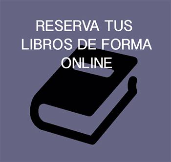 Tienda UFV - Reserva libros de forma online