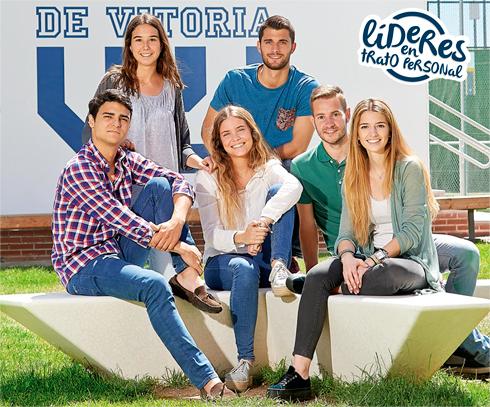 Universidad Francisco de Vitoria - Líderes en trato personal