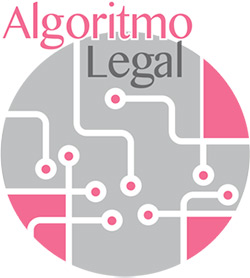 Algoritmo Legal logo Global Legal Hackaton